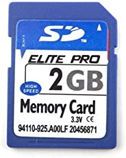 Eachbid High Speed 2GB SD Secure Digital Memory Card