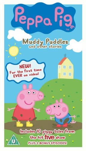 Price comparison product image Peppa Pig: Muddy Puddles And Other Stories [VHS]