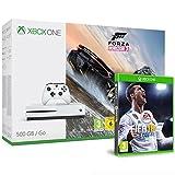 Pack Console Xbox One S 500 Go + Forza Horizon 3 + FIFA 18