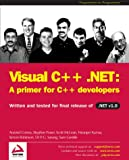 Image de Visual C++.Net. A primer for C++ developers