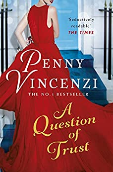 A Question of Trust by [Vincenzi, Penny]
