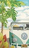 Northwest Art Mall ed-6059Sun Truck Print von Künstler Evelyn Jenkins Drew, 27,9x 43,2cm