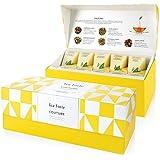 Tea Forté Coffret Couture Assortiment thé 20 pyramides