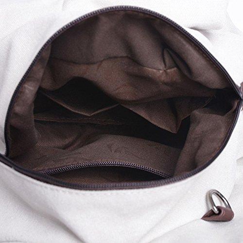 borsa a tracolla Incline/Borsa a spalla/Borse donna letterario/Borse in tessuto per il tempo libero/Borsa di tela Sen-D A