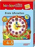 bambinoLÜK-Sets: bambinoLÜK-Set: Erste Uhrzeiten: 4 - 5 Jahre
