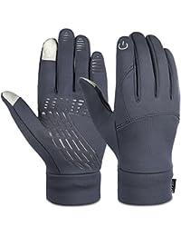 VBIGER gants d hiver gants professionnels à l écran tactile Gants sport d  0adb6f2434f