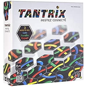 GIGAMIC JTXC Tantrix – Juego de Mesa (en francés)