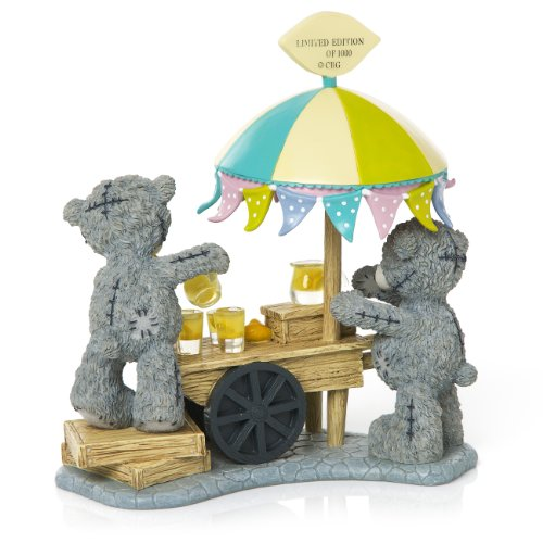 Me to You Me to You 1-Piece Tatty Teddy Collectible Figurine, Titled Taste of Summer