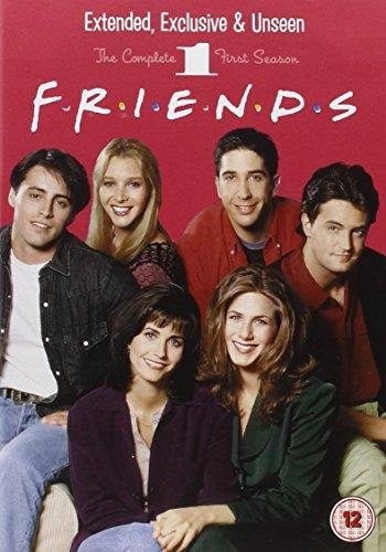 Friends - Season 1 [STANDARD EDITION] [Import anglais], DVD/BluRay