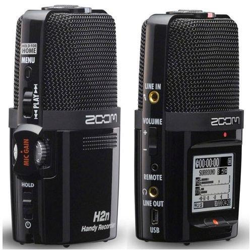 Zoom H2N - Grabador digital portátil