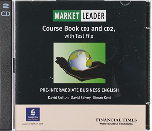 Market Leader: Pre-intermediate Practice File CD: Business English with the