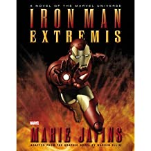 { IRON MAN EXTREMIS } By Javins, Marie ( Author ) [ Apr - 2013 ] [ Hardcover ]