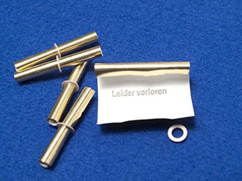 Rllchenlose-Nieten-Gold-500Stk