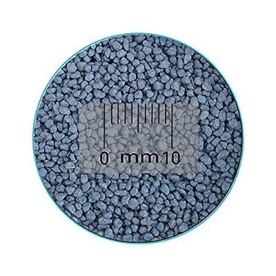 aquacando Aquarium Kristall-Quarzkies Granitgrau (10kg)