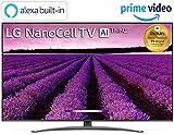 LG 139 cm (55 inches) 4K UHD Smart Nano-Cell TV 55SM8100PTA