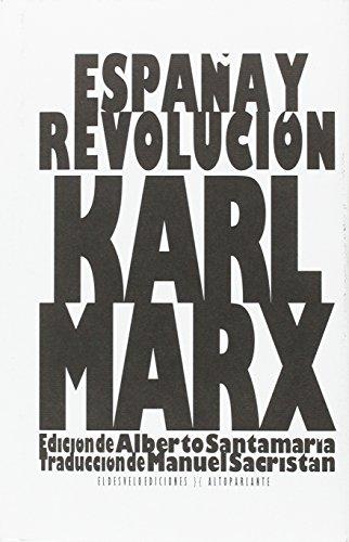 España y Revolución (Altoparlante)