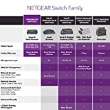 NETGEAR 16-Port Gigabit Ethernet Unmanaged PoE Switch (GS116LP) - with 16 x PoE+ @ 76W Upgradeable, Desktop/Rackmount, and ProSAFE Lifetime Protection