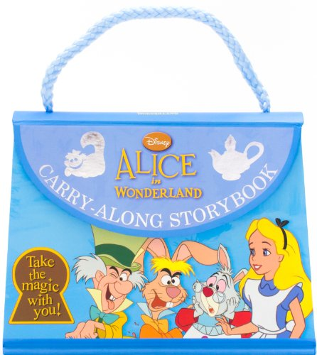 Alice in Wonderland (Disney Carry Along)