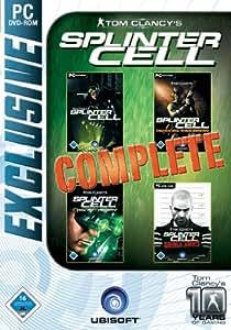 Splinter Cell - Complete [UbiSoft eXclusive]