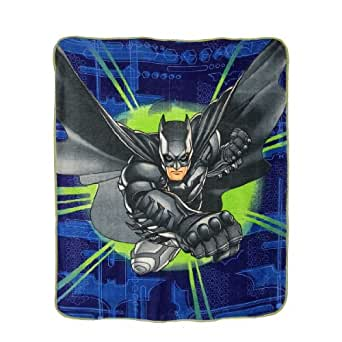 Batman Super Soft Plüsch Thermal Blanket / Fleece Couch Decke