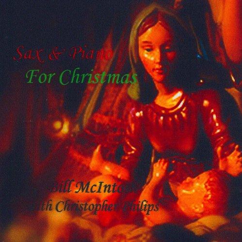 Sax & Piano for Christmas