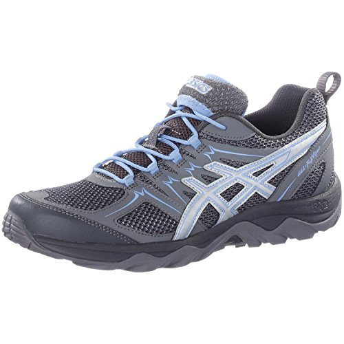 ASICS Scarpe donna walking - anthrazit/hellblau