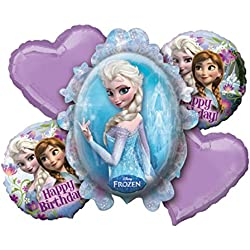 Amscan International - Globos Frozen (2901101)