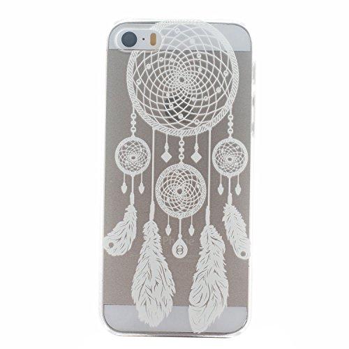 MOONCASE Etui pour Apple iPhone 5G / 5S Hard Housse Coque Case Etui Cover Shell X10 X07 #1214