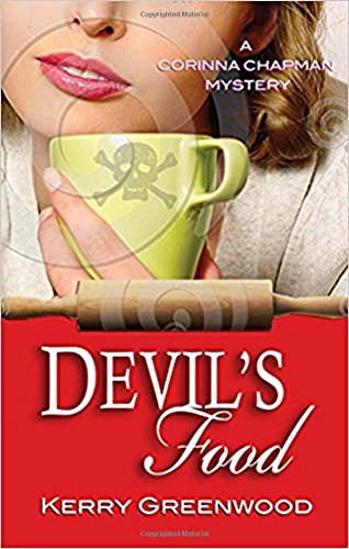 Devil's Food Cover Image