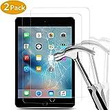Melojoy 2 x iPad Mini Panzerglas, Gehärtetem Glas iPad Mini/iPad Mini 2 / iPad Mini 3 Schutzfolie Panzerfolie Folie