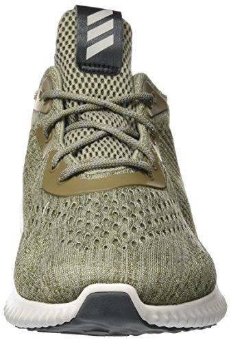sports shoes 5e98f 17d7a Adidas Alphabounce Em, Chaussures De Course À Pied Pour Homme Gris (trace  Olive ...