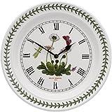 Botanic Garden 10-Inch Daisy Wall Clock, Multi-Colour