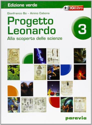 Progetto Leonardo. Ediz. leggera. Per la Scuola media. Con espansione online: 3