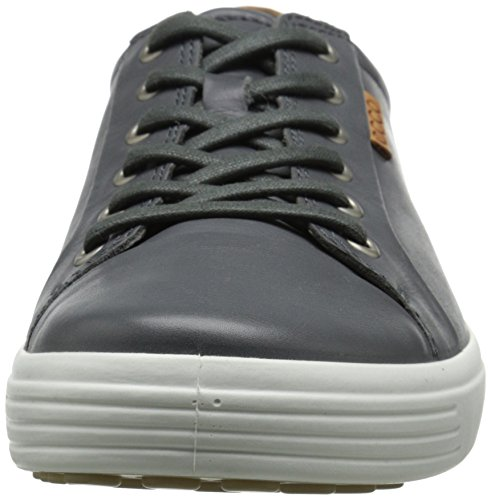 Ecco SOFT 7 Herren Sneakers Grau (1602DARK SHADOW)