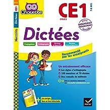 Dictées CE1 - Nouveau programme 2016