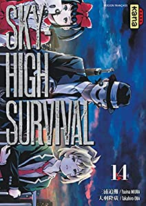 Sky-high survival Edition simple Tome 14