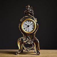 ZHGI Creative moda orologi di stile occidentale complesso rame rame