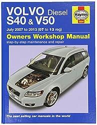Volvo S40 & V50 Diesel Owner's Workshop Manual (Haynes Car Workshop Manuals)