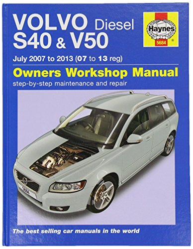 volvo-s40-v50-diesel-07-13-haynes-repair-manual