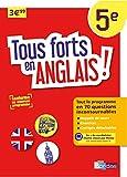 Tous forts en Anglais 5e - Nouveau programme 2016...