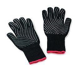 Weber 6670 Premium Handschuhe, L/XL