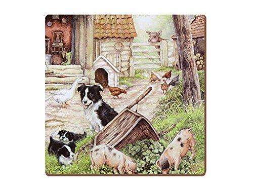 granja-posavasos-x-4pais-escena-posavasos-105cm-border-collie-perros-cachorros-piglets-pollo-ganso-r