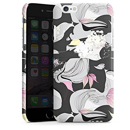 Apple iPhone 5s Housse Étui Protection Coque Automne Motif Motif Cas Premium brillant