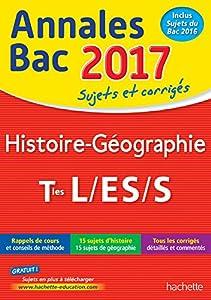 """Afficher """"Histoire-géographie terminales L, ES, S"""""""