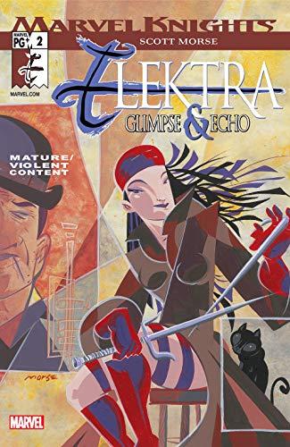 Elektra: Glimpse and Echo (2002) #2 (English Edition)