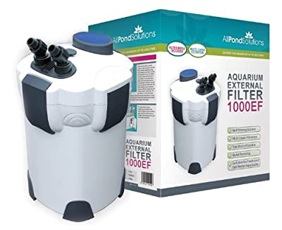 All Pond Solutions Aquarium External Filter