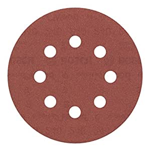 bosch 2608605645 disque abrasif pour ponceuse excentrique. Black Bedroom Furniture Sets. Home Design Ideas