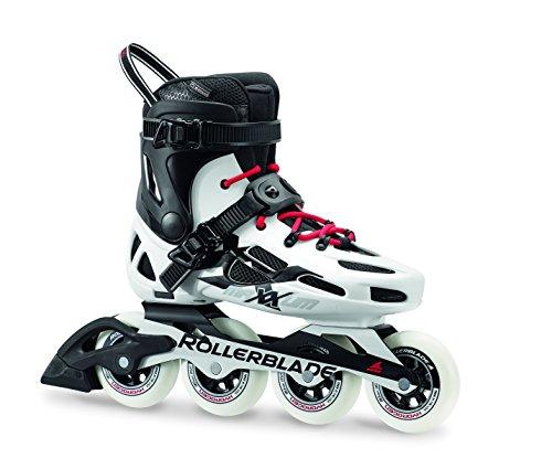 Rollerblade MAXXUM 90 Inline Fitness Skate, schwarz/Weiß, 44.5/290