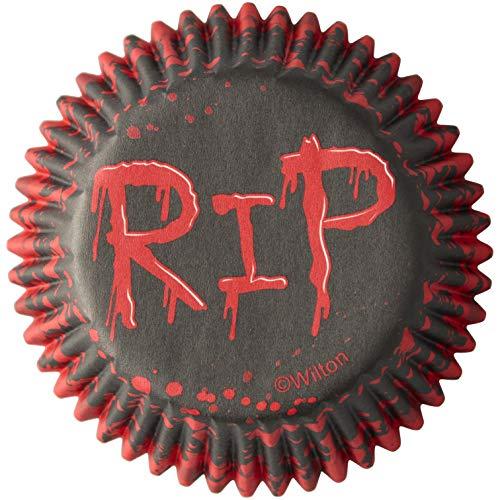 Wilton Bloodspatter Cupcake-Einlagen, 125 Stück
