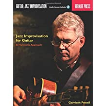 Berklee Jazz Improvisation For Gutiar A Harmonic Approach Gtr Book/Cd